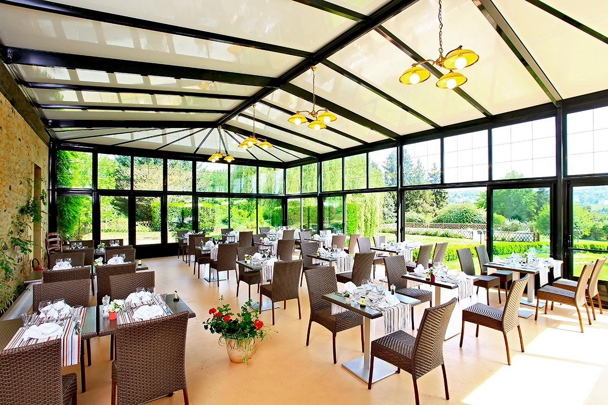Restaurant  U2013 La Verperie